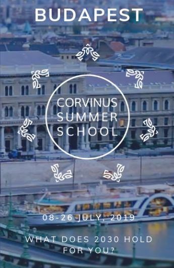 Corvinus Summer Schools in July | ALUMNI